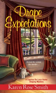 Drape Expectations cover from Kensington